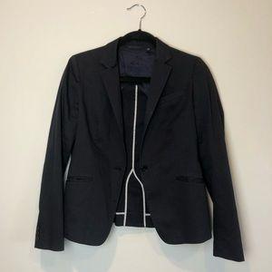 Uniqlo Navy Women's Blazer